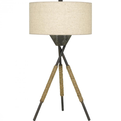 Quoizel PB6324TK 1 Light Pembroke Table Lamp
