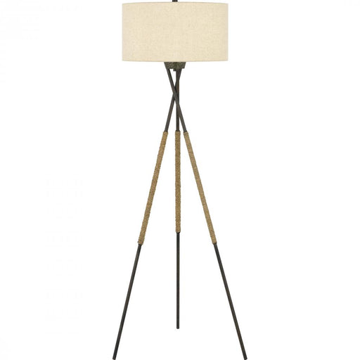 Quoizel PB9365TK 1 Light Pembroke Floor Lamp