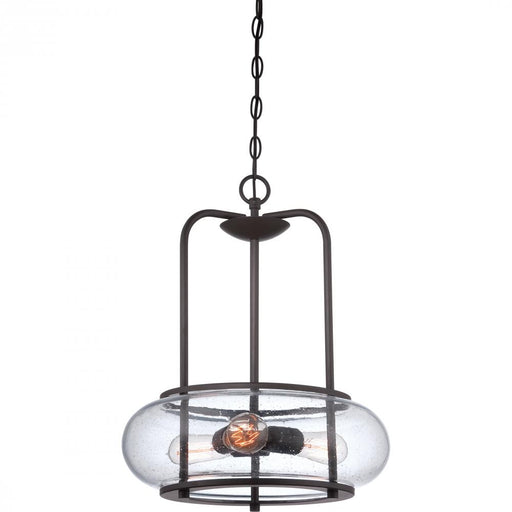 Quoizel TRG1816OZ 3 Light Trilogy Pendant