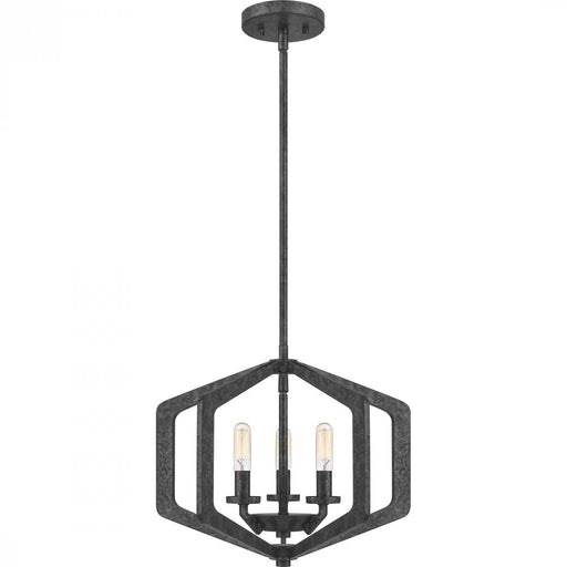 Quoizel VAN2816OK 3 Light Vanguard Pendant