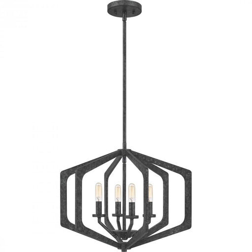 Quoizel VAN2820OK 4 Light Vanguard Pendant