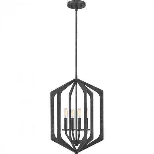 Quoizel VAN5215OK 4 Light Vanguard Pendant