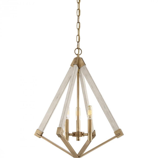 Quoizel VP5203WS 3 Light Viewpoint Pendant
