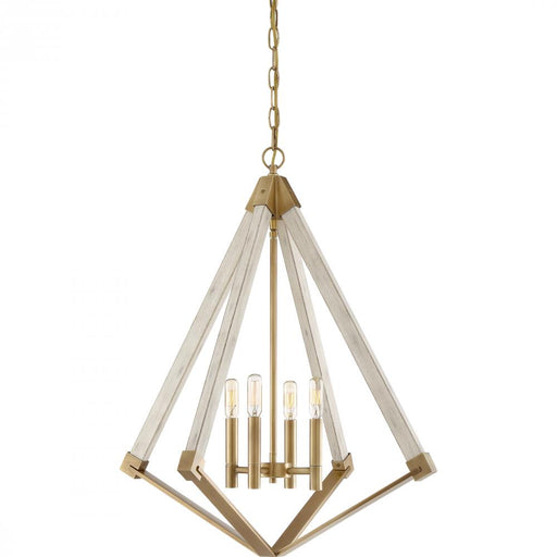 Quoizel VP5204WS 4 Light Viewpoint Pendant