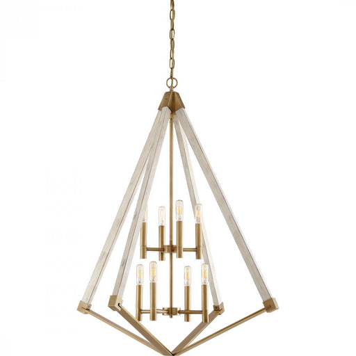 Quoizel VP5208WS 8 Light Viewpoint Pendant