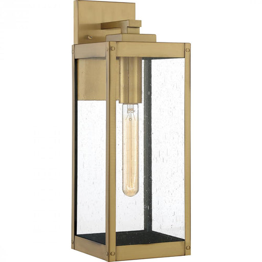 Westover Outdoor 1-Light Wall Lantern, Medium