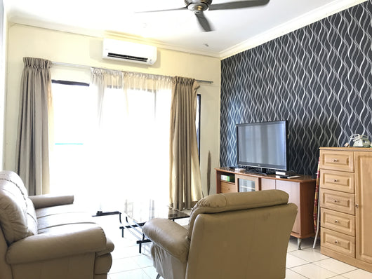Pool View Premier 3 Bedrooms Apartment (8 pax)