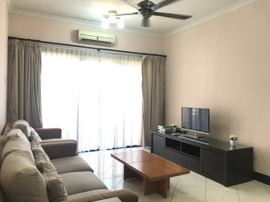Pool View Deluxe 3 Bedrooms Apartment (6 pax)