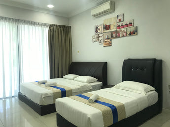 Deluxe Suite Studio Apartment (3 pax)