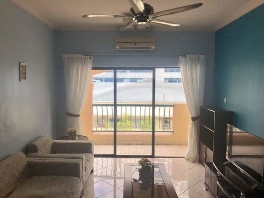 Superior Seaview 3 Bedrooms Apartment (8 pax)
