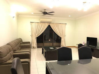 Executive 3 Bedrooms Apartment (8 pax)