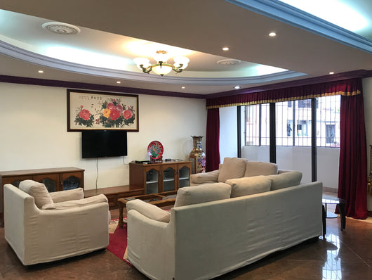 Penthouse Deluxe 4 Bedrooms Apartment (12 pax)