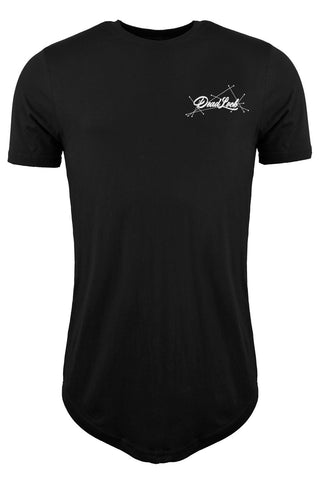 Constellation Back Print T-Shirt