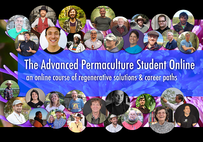 The Permaculture Student Online Course