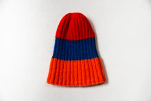 "Knitted Beanie ""Armenian Flag"" - Adult Size"