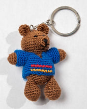 Boy Bear Key Tag