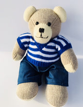 Boy Teddy Bear - Large