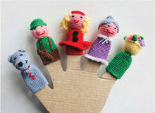 Storybook Finger Puppet Sets