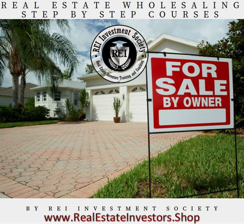 Real Estate Wholesaling Courses
