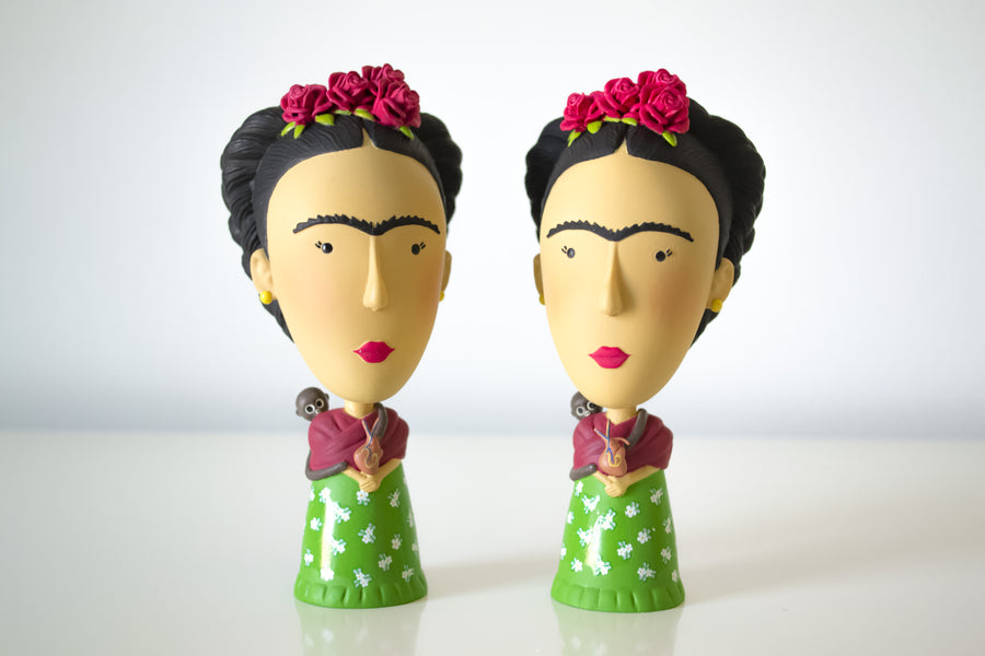 New action figure available! It's Frida Kahlo!