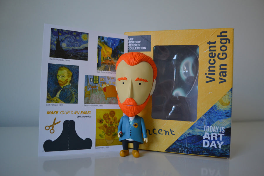 Van Gogh action figure: 5 things to know