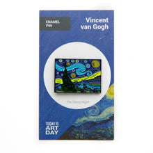 The Starry Night - Pin