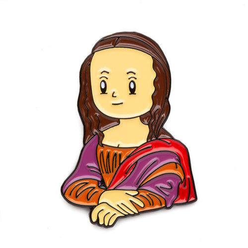 Mona Lisa - Pin