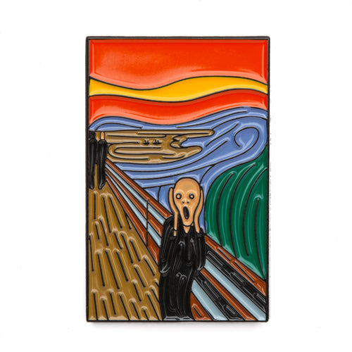 The Scream - Pin