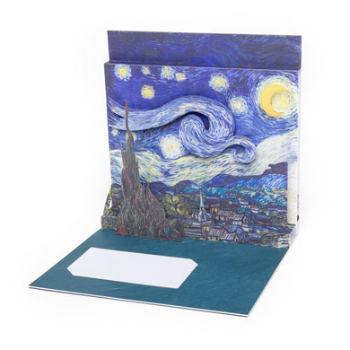The Starry Night - Card