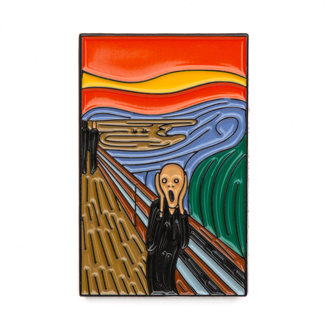 The Scream - Magnet
