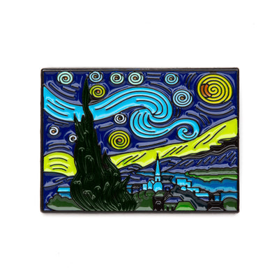 The Starry Night - Magnet