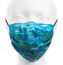 Waterlilies and Venice - Mask