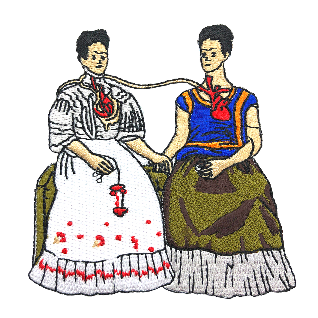 Two Fridas - Patch