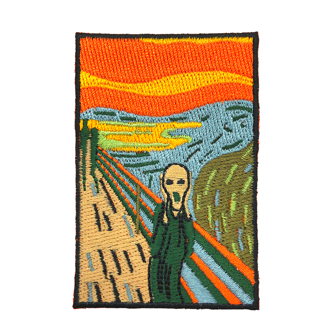 The Scream - Patch