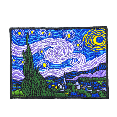 The Starry Night - Patch