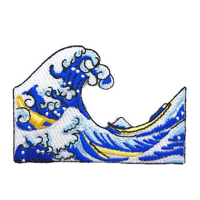 The Great Wave - Patch