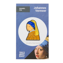 Girl with Pearl Earring - Pin