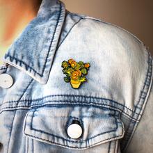 Sunflowers - Pin