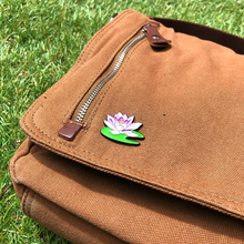 Water Lily - Pin