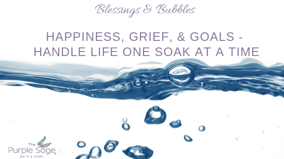 What Happiness, Grief, and Goals Have in Common (Whew, I Made It)