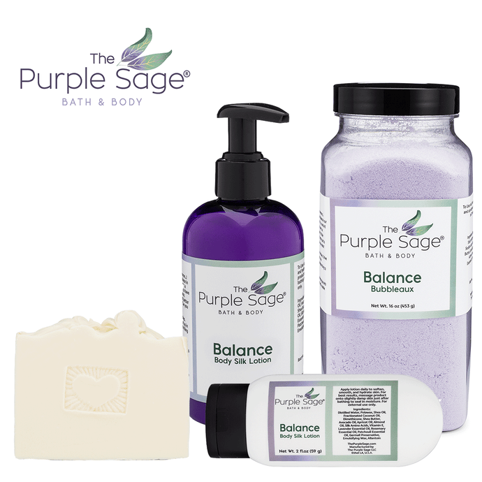 Balance Collection from The Purple Sage