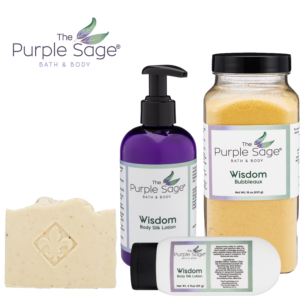 Wisdom Collection The Purple Sage