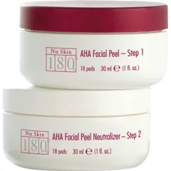 180 AHA Facial Peel and Neutralizer