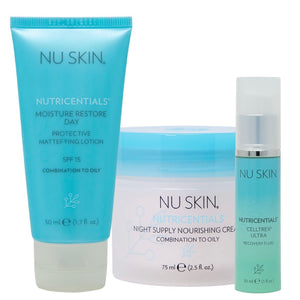 Nutricentials Premium Trio - Combination to Oily