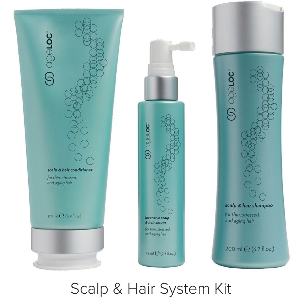 ageLOC Hair System - save $20!