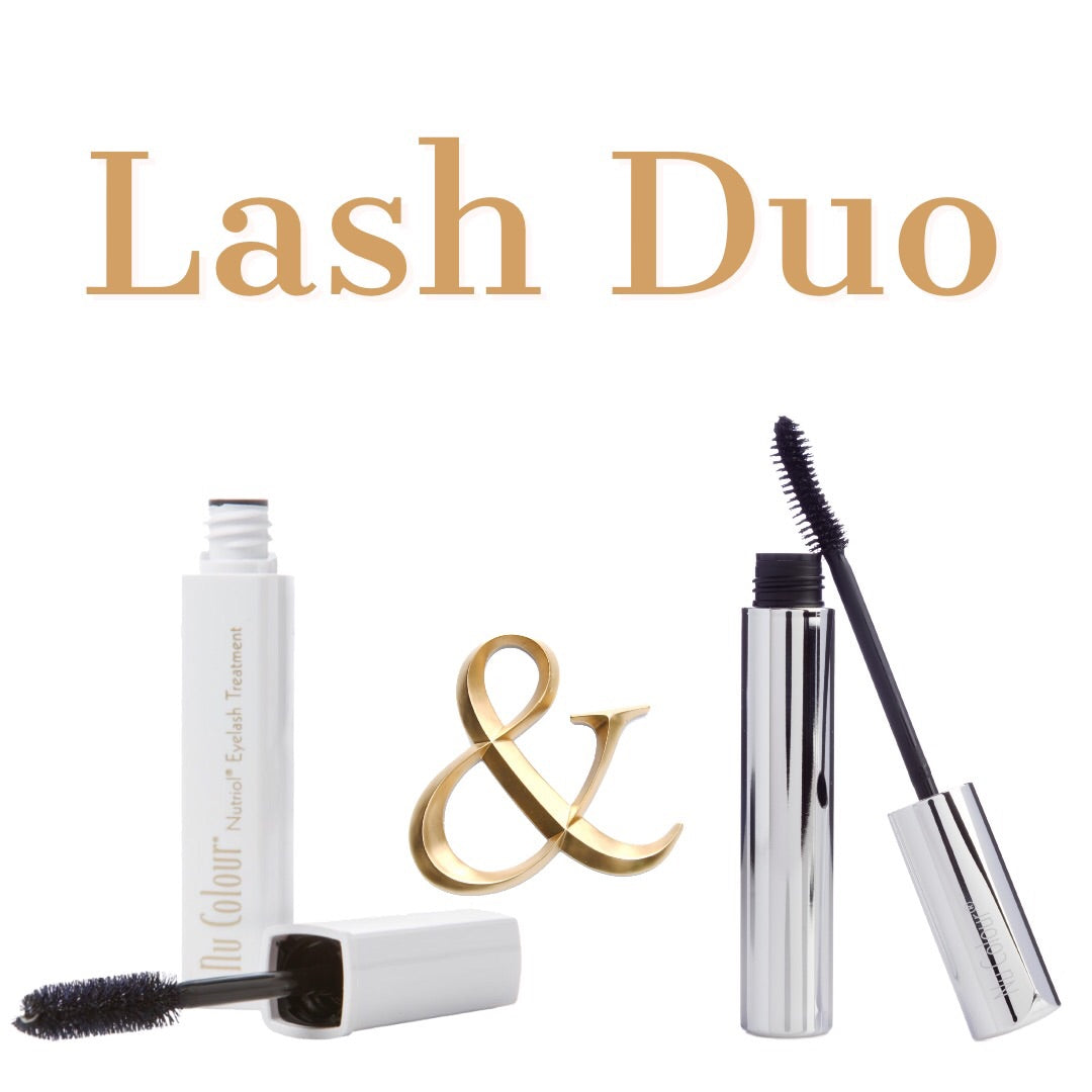 Nutriol Eyelash Plus Curl & Lash Mascara