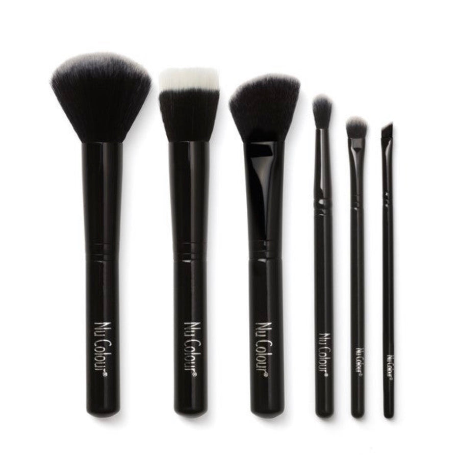 Nu Colour Professional Makeup Brush Set
