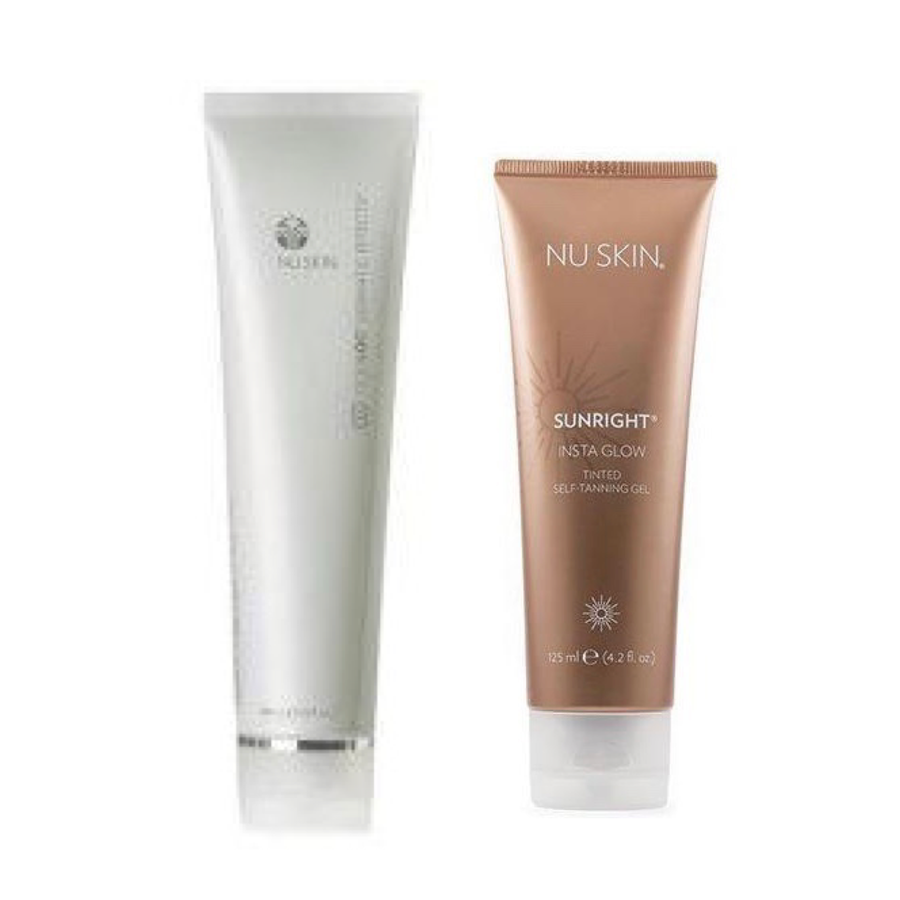 Dermatic Effects & Insta Glow Tanner