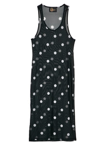Polka Dots print Cover Up