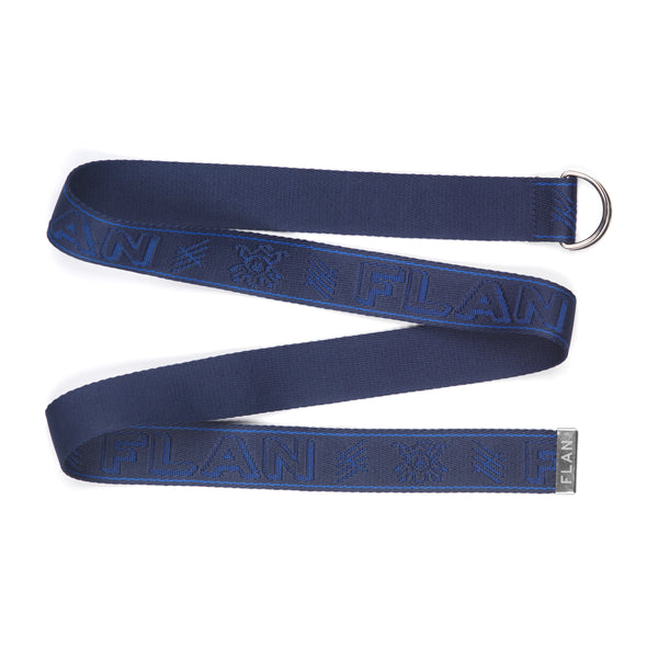 FLAN 'Joker' Belt - Navy